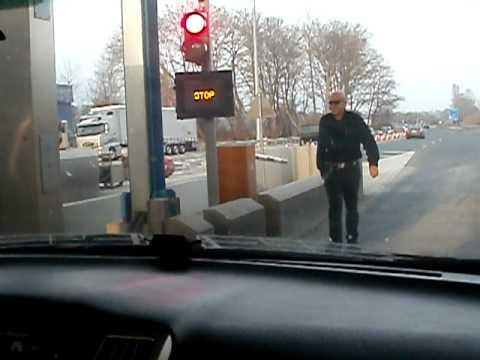 Vagelis & Diodia . Free toll post Thesaloniki - Athens