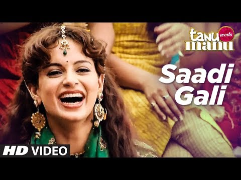 Sadi Gali Tanu Weds Manu Official Song