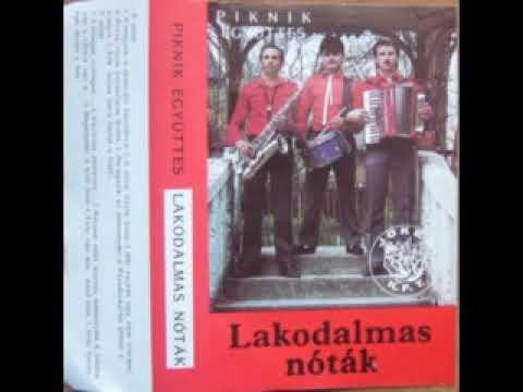 Piknik Együttes – Lakodalmas Nóták Jooker Kft. – JK 002  1989 FLAC