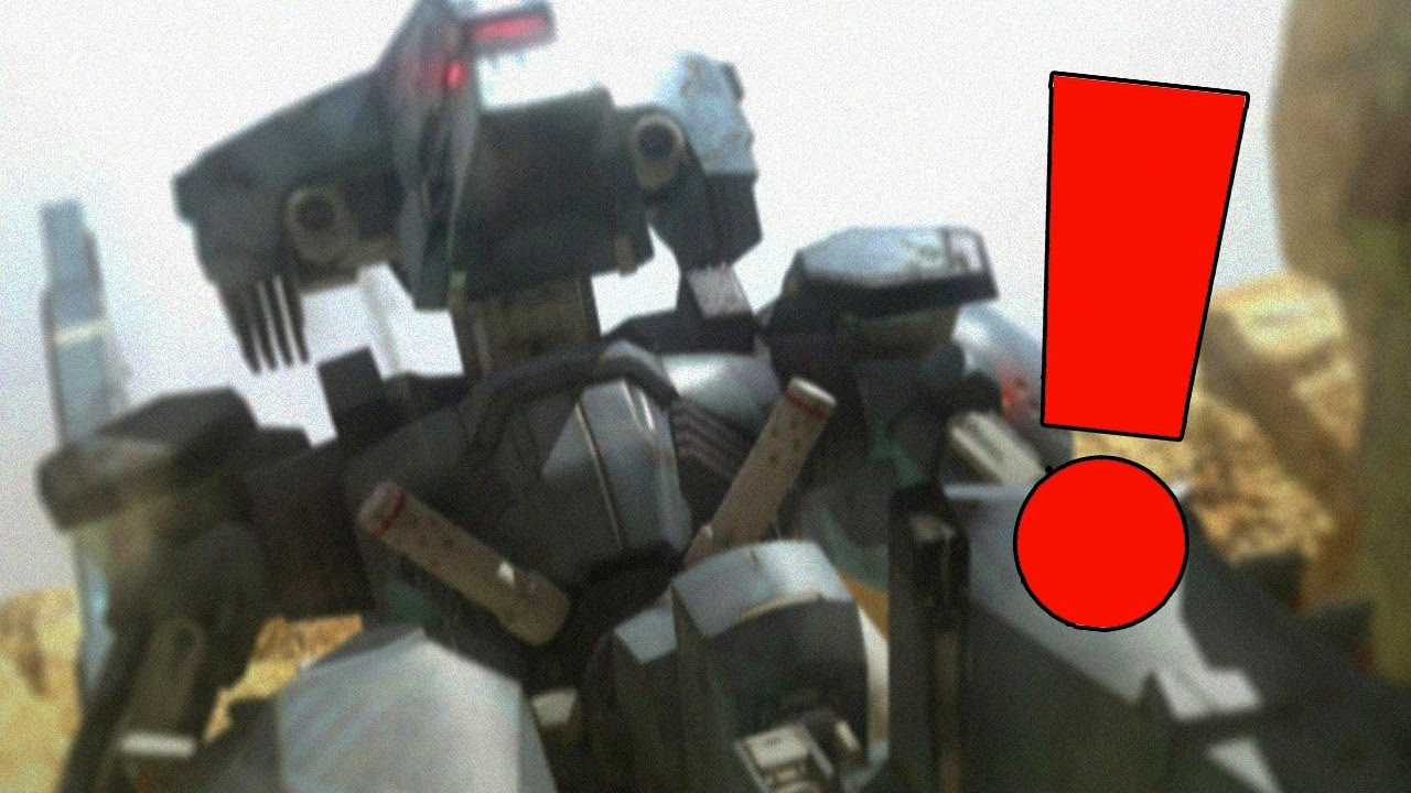 Metal Gear Solid 5's Big, Weird Crotch - Up At Noon