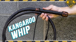 Indiana Jones Kangaroo Whip DIY