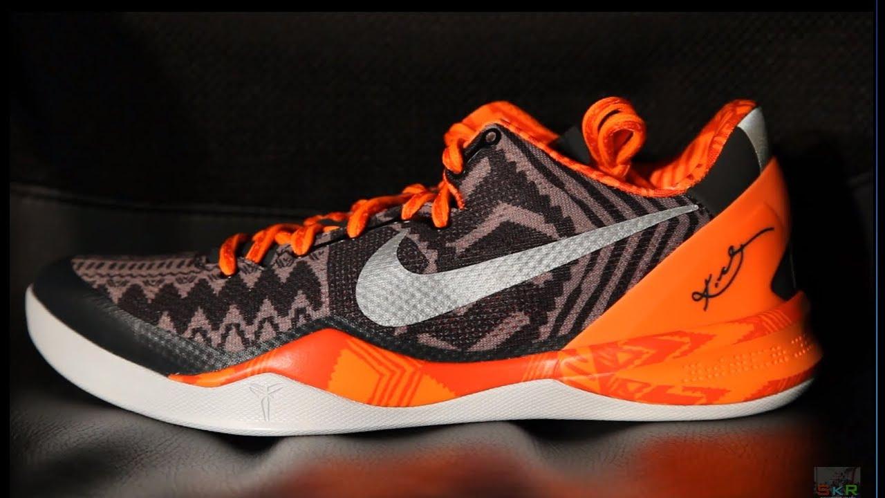 Nike Kobe 8 VIII BHM Black