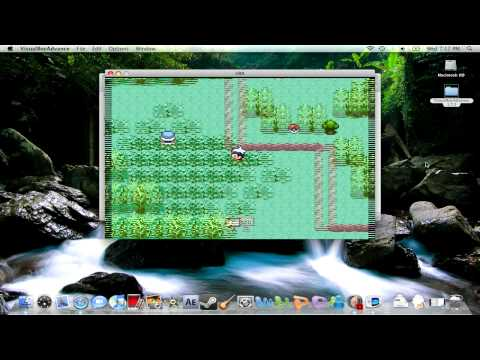 VBA Gameshark Cheats Tutorial (Mac)