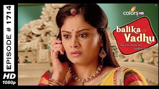 Balika Vadhu - ?????? ??? - 16th October 2014 - Full Episode (HD)