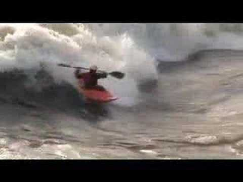 Big Whitewater Kayaking Video