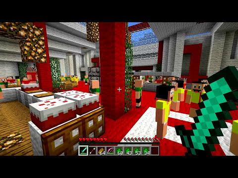 Minecraft Mods - MORPH HIDE AND SEEK - TURMA DA MÔNICA MOD