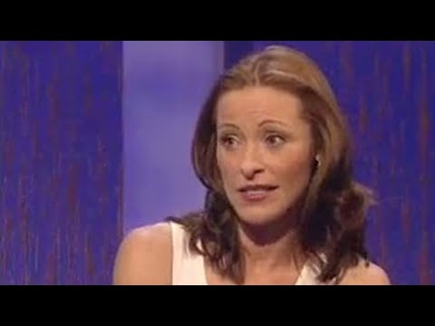 Amanda Donohoe interview - Parkinson - BBC
