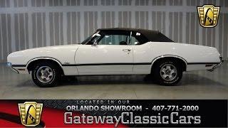 1970 Oldsmobile Cutlass Gateway Classic Cars #368