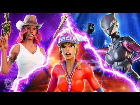 LYNX vs. CALAMITY vs. SUN STRIDER: THE ULTIMATE BATTLE! - A Fortnite Short Film