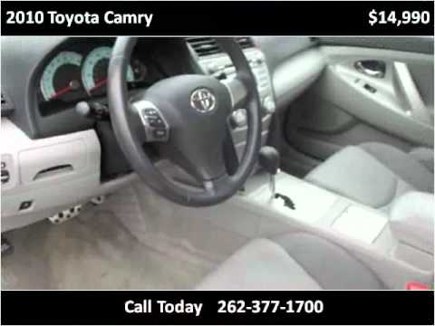 2010 Toyota Camry Used Cars Cedarburg WI