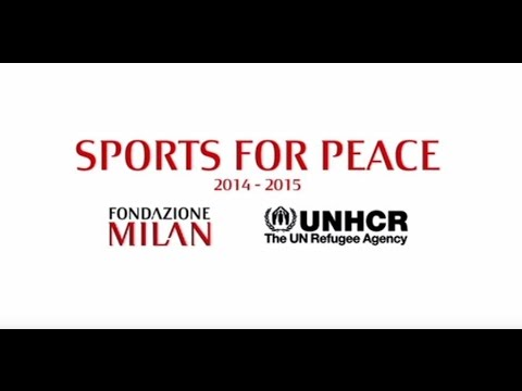 Sport for Peace: the statements | AC Milan Official