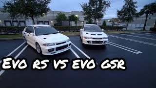 BOUGHT ANOTHER EVO?!