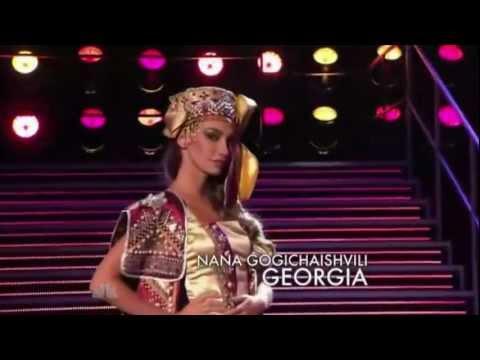 Miss Universe Georgia - History მის საქართველო