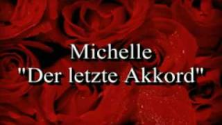 Watch Michelle Der Letzte Akkord video