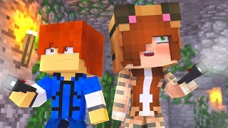 Minecraft Daycare - TREASURE HUNT !? (Minecraft Roleplay)
