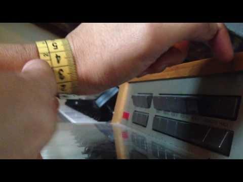 Cómo tomar tus medidas para la goma-pulsera
