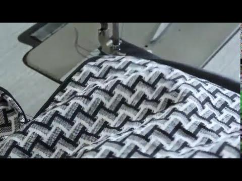 CURSO. Aprender a coser faldas parte 6: La cintura.