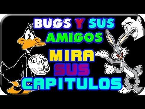 Online Capitulos Completos de Looney Tunes Bugs, y sus amigos Español Latino