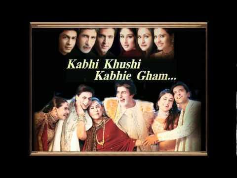 Kabhi Khushi Kabhi Gham (ost) - Yeh Ladka Hai Allah video