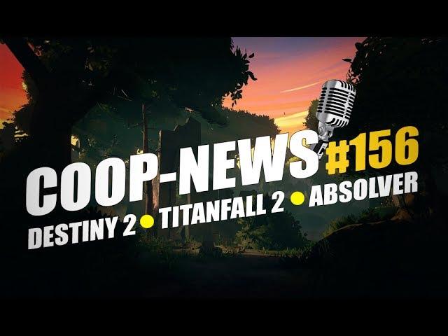 Coop-News #156 / Будущее игры Paragon, Пол Маккартни в Destiny 2, релиз Dark and Light