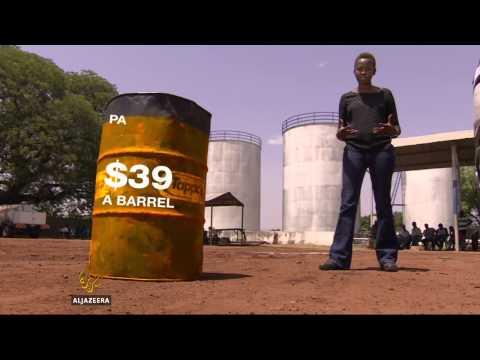 South Sudan economy battles after oil price slashed