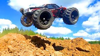 RC Car Extreme Racing 4x4 — JLB Racing CHEETAH Monster Truck — RC Extreme Pictures