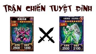 Đỉnh cao Quỷ vs HERO-Game giải trí hay nhất YUGIH5
