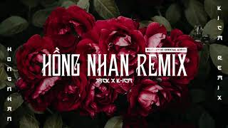 HỒNG NHAN REMIX | JACK &  K-ICM | BEAT & LYRIC OFFICIAL VIDEO