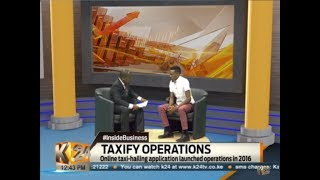 #InsideBusiness: Taxify Operations