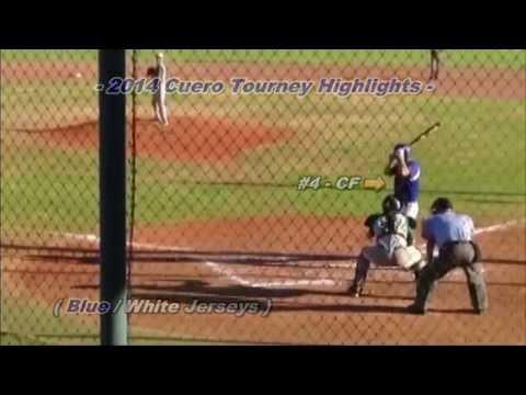 Zac Myrick - 2014 H.S. Tourney Highlights