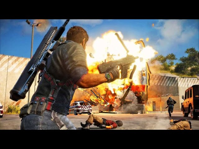Just Cause 2's Multiplayer Mod - IGN Plays