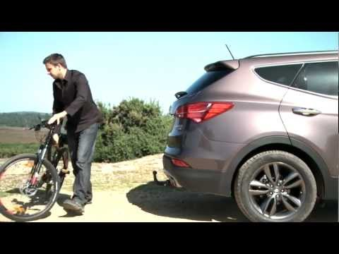 Practical new Hyundai Santa Fe moves upmarket | Company Car Reviews | Business Car Manager