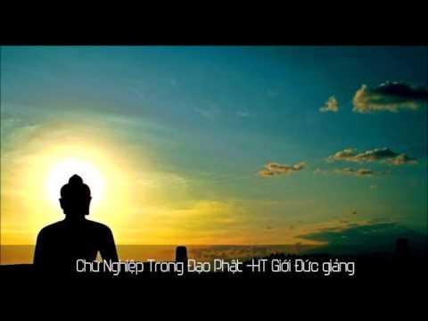 Chữ Nghiệp trong Đạo Phật