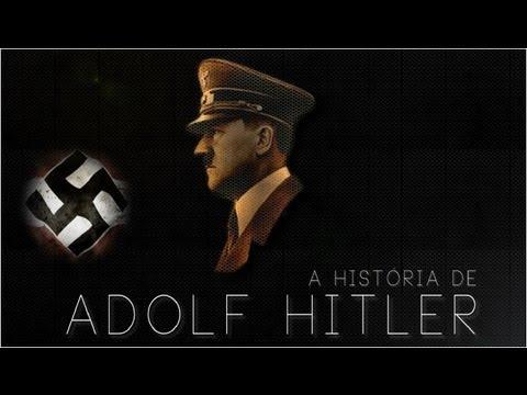 A VERDADEIRA história de Adolf Hitler