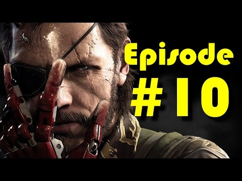 The Daily JAM - Metal Gear Solid 5: The Phantom Pain - Ep. #10: Rock Climbing