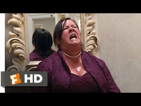 Bridesmaids movie clips: http://j.mp/1uysWBK BUY THE MOVIE: http://amzn.to/uyWPmr Don't miss the HOTTEST NEW TRAILERS: http://bit.ly/1u2y6pr CLIP DESCRIPTION: The bridal party gets food poisoning...