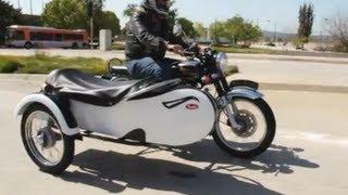Royal Enfield Motorcycle Sidecars - Jay Leno's Garage