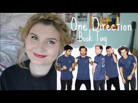 The One Direction Book Tag Original | LaLaLauren1001