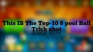 TOP 10 8 pool Ball Trick Short