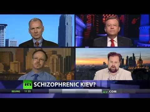 CrossTalk: Poroshenko's Bitter Agenda