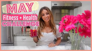 THE MAY HEALTH AND FITNESS CHALLENGE 2019