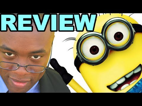 DESPICABLE ME 2 REVIEW : Black Nerd Reviews