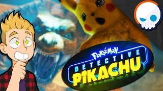 THIS IS A DREAM COME TRUE! Detective Pikachu Movie Reveal Thoughts