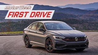 2019 Volkswagen Jetta GLI   MotorWeek First Drive