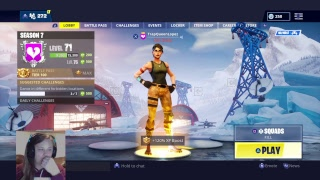 Teacher plays FORTNITE *Live* **GRIND TO 3.2k**