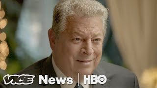 Al Gore Explains The Threat That Trump Poses to Our Climate (HBO)