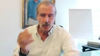 El ex presidente de Mexico  VICENTE  FOX  en Redes de Mercadeo   YouTube 360p