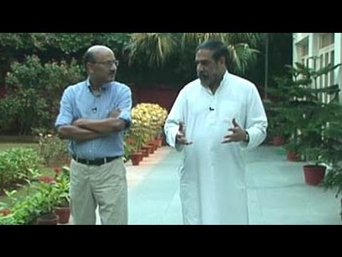 Walk The Talk with Anand Sharma