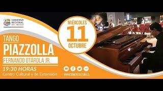 Tango Piazzolla (Homenaje Astor Piazzolla)