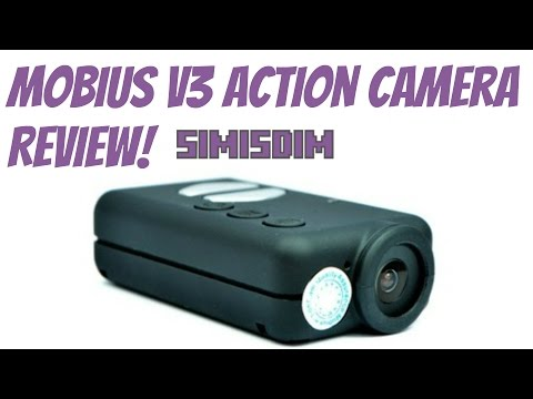 HD Action Camera Review: Mobius V3 Action Camera! Taking Airsoft by storm!